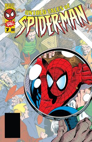 Untold Tales of Spider-Man Vol 1 7