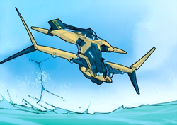 Raptor (Jet) from All-New X-Factor Vol 1 3 001