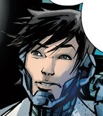 Amadeus Cho (Earth-12311) from Armor Wars Vol 1 4 001