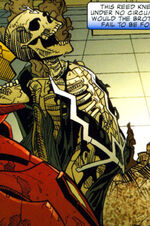 Blackagar Boltagon (Earth-231) from Dark Reign Fantastic Four Vol 1 3 0001