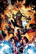 Invincible Iron Man Vol 3 11 Textless