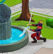 Niamh Chinn Oir (Earth-TRN562) from Marvel Avengers Academy 001