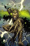 Thors Vol 1 2 Keown Variant Textless
