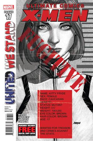 Ultimate Comics X-Men Vol 1 17