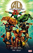 Age of Ultron Do or Die Teaser