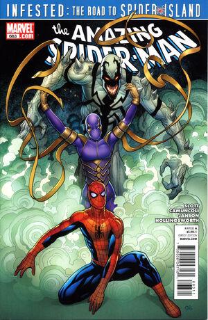 Amazing Spider-Man Vol 1 663