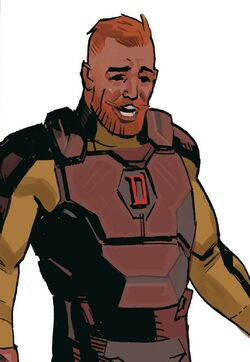 Dennis Dunphy (Earth-616) from Captain America Sam Wilson Vol 1 1 001