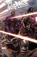 X-Men Legacy Vol 1 222