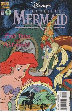 Disney's The Little Mermaid Vol 1 12