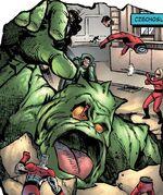 Giganto (Deviant Mutate) What If Fantastic Four Vol 1 1