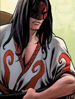 Tomi Shishido (Earth-616) from Captain America Steve Rogers Vol 1 14 001