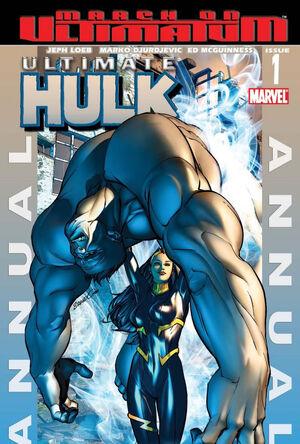 Ultimate Hulk Annual Vol 1 1