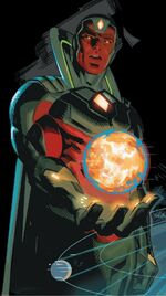 Vision (Earth-616) from Uncanny Avengers Vol 2 1 001