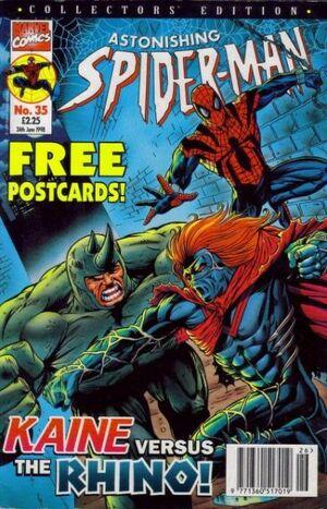 Astonishing Spider-Man Vol 1 35