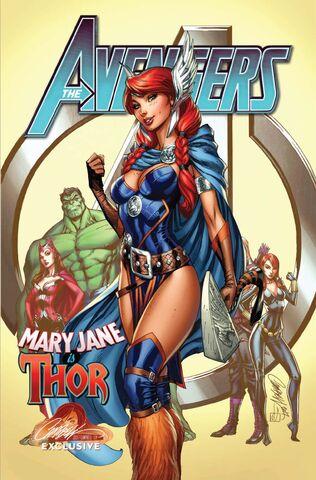 File:Avengers Vol 7 8 JSC Exclusive Mary Jane Variant B.jpg