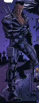 Eric Brooks (Earth-9411) Marvel Heroes (UK) Vol 1 28