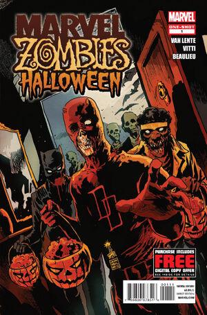 Marvel Zombies Halloween Vol 1 1