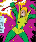 Molecule Man possessing Cynthia McClellan from Iron Man Annual Vol 1 3