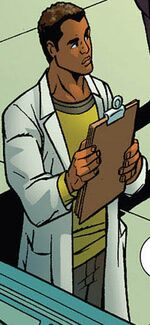 William Foster (Earth-TRN563) from Ant-Man Season One Vol 1 1 0001