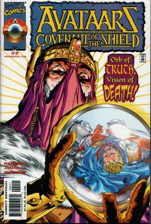 Avataars Covenant of the Shield Vol 1 2