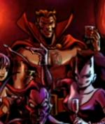 Daimon Hellstrom (Earth-30847) from Marvel vs Capcom 3 0001