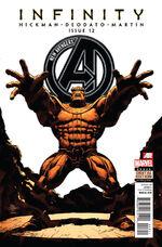 New Avengers Vol 3 12