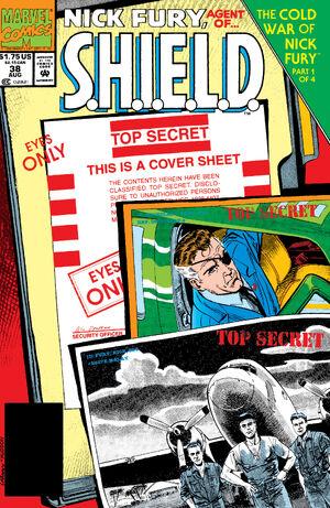 Nick Fury, Agent of S.H.I.E.L.D. Vol 3 38