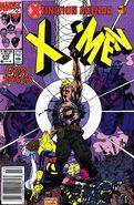 Uncanny X-Men Vol 1 270