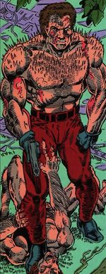 Wyre (Earth-616) from Alpha Flight Vol 1 117