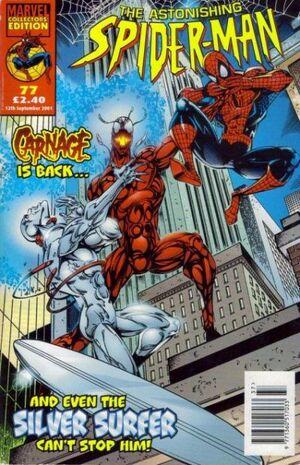 Astonishing Spider-Man Vol 1 77