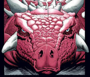 Barney (Dinosaur) (Earth-616) from Captain America Vol 3 30 001