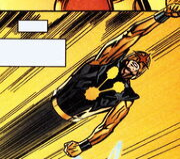 Richard Rider (Earth-9997) Universe X Vol 1 0