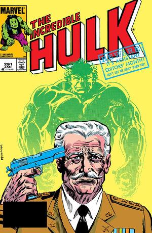 Incredible Hulk Vol 1 291