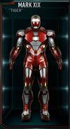 Iron Man Armor MK XIX (Earth-199999)