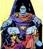 Olnar (Earth-616) from Doctor Strange Vol 2 71 001