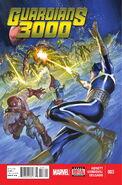 Guardians 3000 Vol 1 3