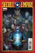 Secret Empire Vol 1 0 Reis Variant