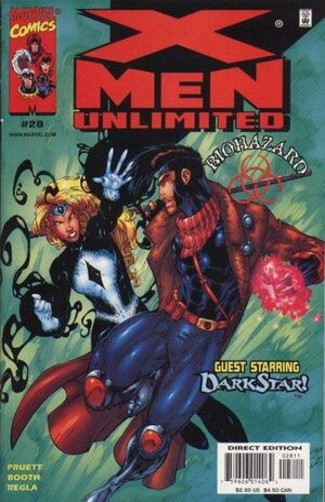 X-Men Unlimited Vol 1 28