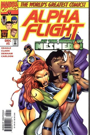 Alpha Flight Vol 2 5