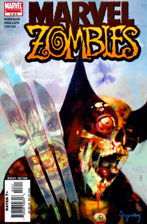 Marvel Zombies Vol 1 3