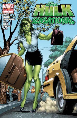 She-Hulk Sensational Vol 1 1
