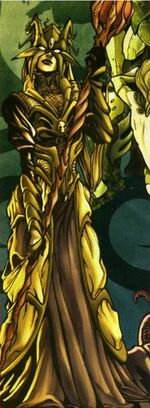 Valentina Allegra de Fontaine (Earth-616) from Official Handbook of the Marvel Universe A-Z Update Vol 1 3