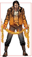James Taylor James (Earth-616) from Avengers Roll Call Vol 1 1 0001