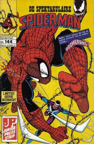Spectaculaire Spiderman 144