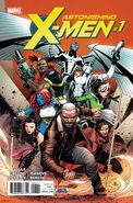 Astonishing X-Men Vol 4 1