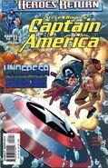 Captain America Vol 3 2