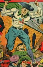 Fighting Yank (Bruce Carter III)