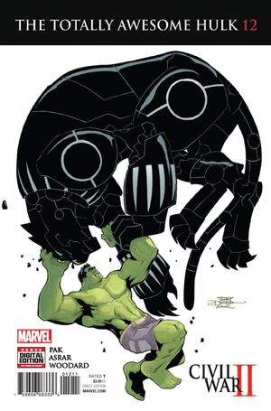 Totally Awesome Hulk Vol 1 12