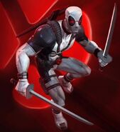 Wade Wilson (X-Force) (Earth-TRN517) from Marvel Contest of Champions 001