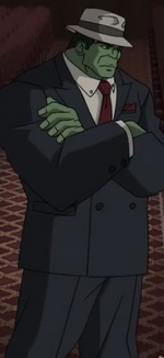 Bruce Banner (Earth-TRN455) from Ultimate Spider-Man Season 4 Episode 18